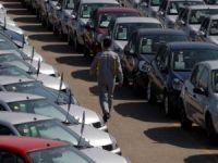 Trafiğe kayıtlı araç sayısı: 22 milyon 218 bin 945 oldu
