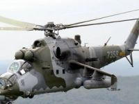 İki askeri helikopter çarpıştı