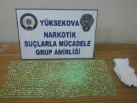 79 adet  Uyuşturucu hap ele geçirildi