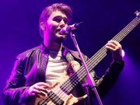 Mustafa Ceceli Van'da konser verdi