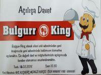 Bulgurr-king açılışına davet