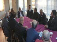 Ak Parti'den Ankara Hakkâriler derneğine ziyaret