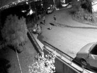 Sokak ortasında cinayet kamerada..