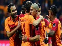 Galatasaray Bursaspor kaç kaç bitti?