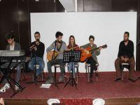 Şemdinli'de moral konseri düzenlendi