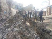 Hakkari'de yeni içme suyu şebekesi döşeniyor
