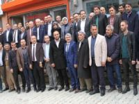 AK Partili Köseoğlu'dan Şemdinli'ye ziyaret