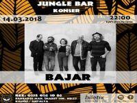 Antalya Jungle Bar'da muhteşem bir Bajar Konseri!