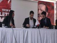 Ak Parti il danışma meclis toplantısını yaptı