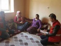 ASP,  Şehit yakınları ve Gazi aileleri ziyaret etti!