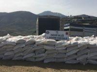 11 bin 550 kilo çay ele geçirildi