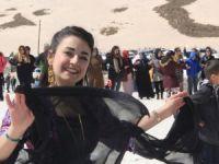 """Hakkari 2. Kar festivali"""" renkli görüntülere sahne oldu"""