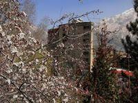Hakkari Valilik Parkı bahar onarımı