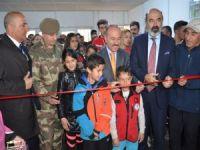 Yüksekova kamp merkezi hizmete açıldı