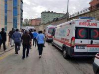 Üs bölgeye saldırı: 6 şehit, 7 yaralı