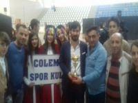Colemerg Spor Kulübü Türkiye finaline gidiyor