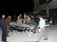 Güvenlik korucuları kaza yaptı 16 yaralı!