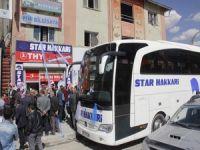 Star Hakkari yolcuları otobüsle taşıyacak