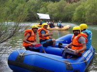 Hakkari Türkiye Rafting Şampiyonasında