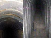 İsrail, Gazze sınırındaki tüneli yıktı