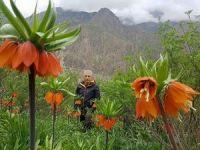 Hakkarili Dağcılar çiçek vadisini ziyaret etti
