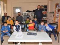 Minikler'den kültür merkezine ziyaret