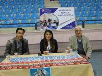 Hakkari Üniversitesi, Şemdinli'de stant kurdu