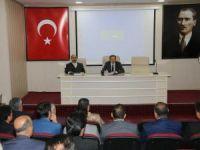 2. Dönem İl Koordinasyon Kurulu toplantısı yapıldı