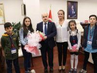 Yüksekova'lı öğrenciler Düzce'yi gezdi