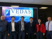 Çinli yetkililer VEDAŞ'ı ziyaret etti!
