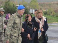 Şehit Yorulmaz için Hakkari'de tören düzenlendi