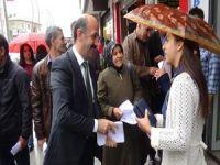 HDP ve DBP'den milletvekillerini karşılama çağrısı