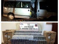 22 bin 50 paket kaçak sigara ele geçirildi