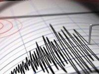 Elazığ'da deprem oldu!