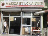 Mimoza et lokantası acilen satışa çıkartıldı