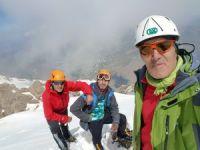 Sümbül dağına 1 Mayıs işçi bayramı için tırmandılar