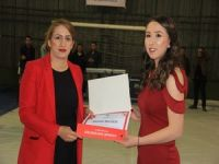Yüksekova meslek yüksek okulda ilk mezunuyet töreni