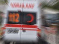 Nusaybin'deki patlamada 1 çocuk öldü
