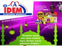 İdem'de Ramazan indirimi başladı