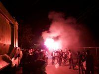 Sınır'da Galatasaray coşkusu