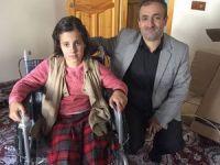 Müftülükten engellilere tekerlekli sandalye yardımı