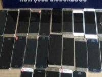 90 adet akıllı cep telefonu ele geçirildi