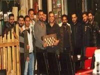Hakkari'de tavla turnuvası heyecanı!