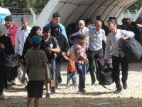 Ülkelerine giden Suriyelilerin sayısı 72 bine ulaştı