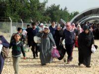 Suriyeliler akın akın bayrama gidiyor!