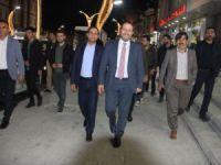 Ak Parti heyeti Ramazan gecelerine katıldı