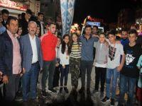 Muay Thai Türkiye şampiyonları coşkuyla karşılandı