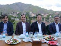 AK Parti'den muhtarlara iftar yemeği