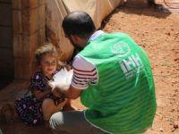 İnsani Yardım Vakfı 15 milyon ekmek dağıttı!