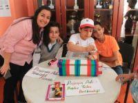 Gazi ilköğretim Okulu Bilim Fuarı düzenledi
